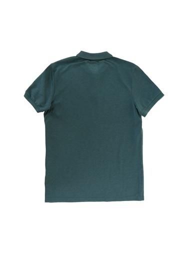 Lee Cooper Lee Cooper 242052 Miless Yeşil Erkek Polo T-Shirt Yeşil